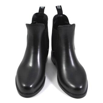 ELT乗馬用ショートブーツSBJ1(ブラック)ジュニア用合皮21.5〜24.5cm|ジョッパーブーツショートジュニアキッズ子供子供用Jr.サイズこどもこども用黒防水靴乗馬靴乗馬男女兼用レディースメンズ男性女性PVC乗馬ブーツ乗馬用品馬具