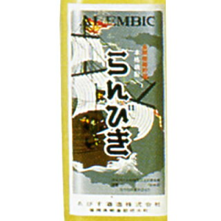 本格麦焼酎らんびき角瓶(40度700ml)