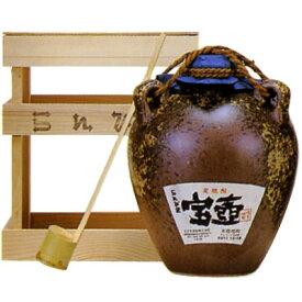 ゑびす酒造 本格麦焼酎 らんびき 宝壷(40度/1800ml)J06Z09【常温】