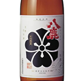 八鹿酒造 上撰 笑門八鹿(15度/1800ml)日本酒J02Z13【常温】