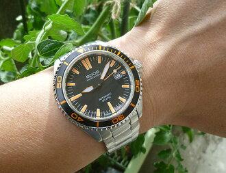 ★ EPOS 手表 EPOS) 真正 2011年模型 ★ 潜水员手表 ★ 3413 BLORM 橙色是美丽