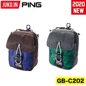 GB-C202 ゴルフナビホルダー 2020年超大ヒットNEWモデル ピン PING ゴルフGBC202 日本正規品 東北で唯一のPINGコンセプトショップJUKO.INゴルフ グルッペ