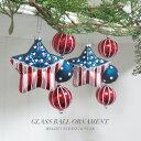ガラス ボール オーナメント STRING & STAR※1個の価格です。クリスマス/タペストリー/オーナメント/飾り/星/スター/ボール/玄関/ドア/壁掛け/...