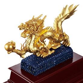 純金箔「黄金の昇り龍」