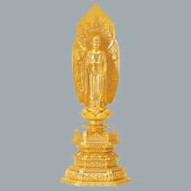 薬師如来 牧田秀雲 高岡銅器 仏像