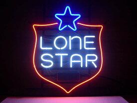 【海外直輸入商品・納期1週間〜3週間程度】【全国送料送料無料・沖縄・離島を除く】LONE STAR BAR ネオン看板 ネオンサイン 広告 店舗用 NEON SIGN アメリカン雑貨 看板 ネオン管