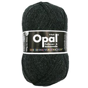 毛糸 Opal オパール 靴下用毛糸 uni_5191 / チャコールグレーてあみ かぎ針 棒針 ニット 手編み 編み物 手芸 ハンドメイド 手作り