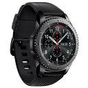 Galaxy Gear S3 Frontier Android対応 Samsung スマートウォッチ SM-R760NDAAXJP スマホ対応 スマホ 対応 腕時計