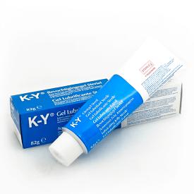 K-Y ルブリケーティングゼリー 82g (KYゼリー) /// ボディローション マッサージ 水溶性 女性 ラブグッズ
