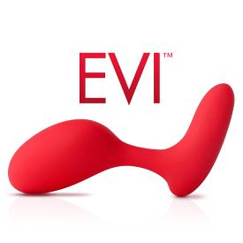 アネロス EVI エヴィ /// 女子力アップ ツール 骨盤底筋 トレーニング グッズ ケーゲル インナー ボール ラブグッズ 安心素材
