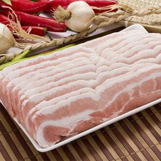 Frozen ▼ ▲ healthy pork boom! Commercial pork samgyeopsal 9 pieces ■ Korea food ■