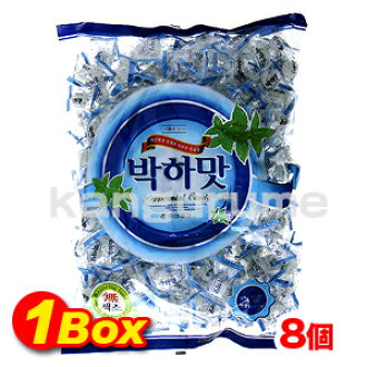 It is スッキリリフレッシュー in 800 g of *8 peppermint candy ■ Korea food ■ mouth at a stretch! Please after meat dishes. Korean traditional dessert / Korea cake / candy / rain / peppermint candy / is deep-discount