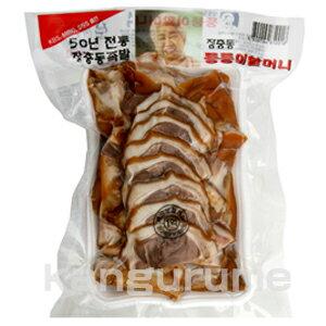 『取り寄せ』◆冷蔵◆チャンチュンドン スライス豚足800g■韓国食品■韓国料理/韓国食材/韓国の珍味/豚足/コラーゲン/美肌/激安【YDKG-s】