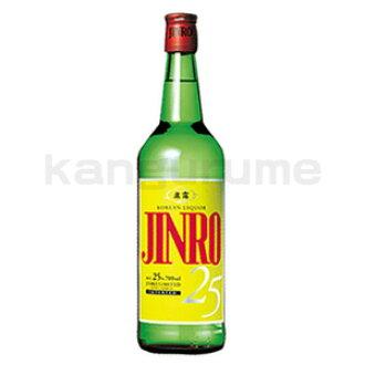 JINRO soju large 700 ml ■ Korea food ■ Korea food material / Korea cuisine / Korea souvenir and liquor / sake / shochu / Korea liquor Korea alcohol Korea shochu /JINRO / m. dew and Jinro / cheap
