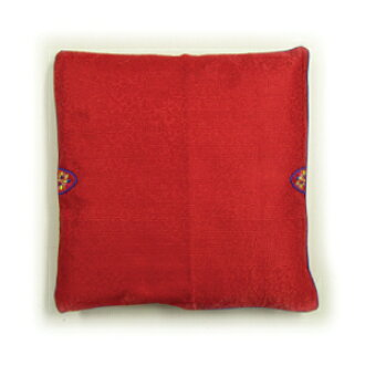 "Cushion cover only ""red"" 48 x 48 2 ♦ Korea goods ♦ Orange Cushion cover only."