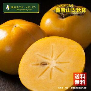 太秋柿 プリンセス A級品 1kg 観音山フルーツガーデン 送料無料 予約商品