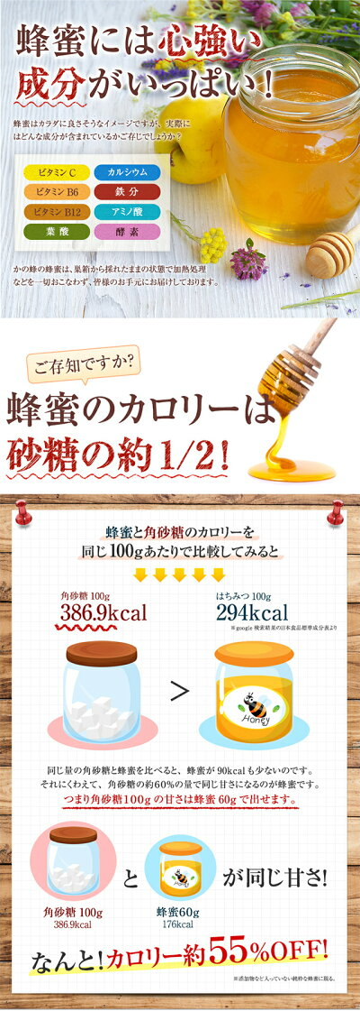 【送料無料】蜂蜜(はちみつ)ハニーお試しセット国産、外国産の純粋はちみつ28種類から5つ選べる!お得なはちみつ5点セット蜂蜜専門店かの蜂