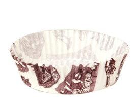 ラミカップ90-30 パン柄 250枚 (常温)