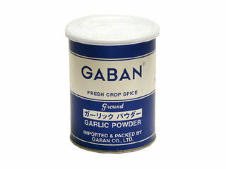 GABAN (ギャバン) ガーリックパウダー 225g 【常温】