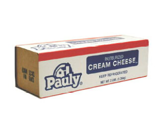 Pauly (Paulie ) cream cheese 1.36 kg 10P13oct13_a