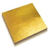 工芸用 金箔 24K 純金箔 10枚      金色 ゴールド 金 工芸品 工芸 工作 プラモデル 塗装 装飾 手芸 デコレーション デコアート 装飾用 塗装用