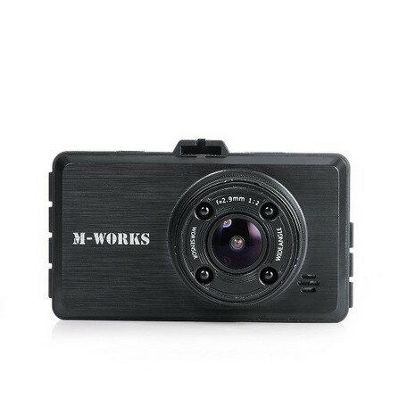 【送料無料】SONY 3インチ液晶イメージセンサー搭載4Kドライブレコーダー MW-DVR1300SN Gセンサー搭載 広角カメラ搭載 1300万画素