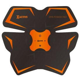 5/30は楽天カードでポイント3倍/電池式 EMS POWER PAD 腹筋用 腹筋トレーナー 腹筋マシーン