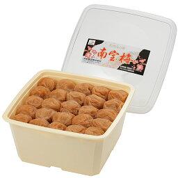 通過使用南部寶藏梅花 1.3 公斤蜂蜜角樽 renge 醇厚是醃的味道。一年幹梅子,紀州梅
