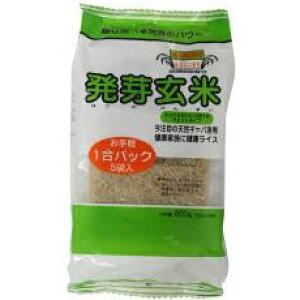 発芽玄米・特別栽培米あきたこまち120g×5【アジテックファインフーズ】
