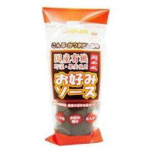 2010852-ms お好みソース関西風・チューブ300g【ヒカリ】
