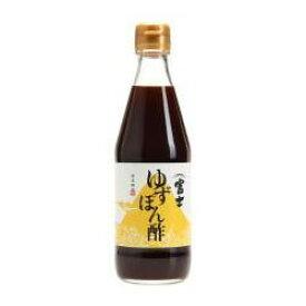 2010144-ms 富士ゆずぽん酢 360ml【飯尾醸造】