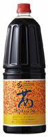 茜醤油(ペットボトル)天然醸造法1年以上長期熟成やや甘口で煮物によく合う酒精不使用塩分約16.3%
