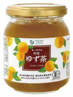 【数量限定】【オーサワ】オーサワの有機ゆず茶 260g