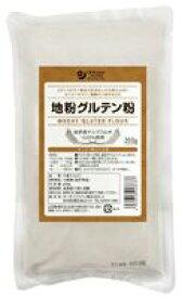 オーサワの地粉グルテン粉 200g【オーサワ】【1個はメール便対応可】