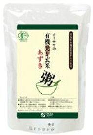【1〜3個はメール便対応可】【オーサワ】オーサワの有機発芽玄米あずき粥 200g