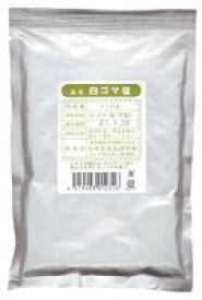 3000662-os 白ゴマ塩 110g【日本正食品研究所】【1〜6個はメール便対応可】