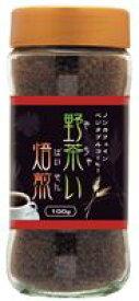 3002035-osms 野茶い焙煎 チコリーコーヒー 100g (瓶)【Kyoto Natural Factory】