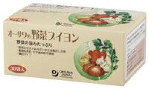 3002354-os オーサワの野菜ブイヨン 150g(5g×30包)【オーサワ】
