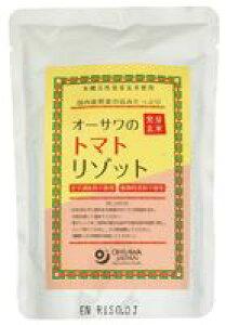【1〜2個はメール便対応可】】【オーサワ】オーサワの発芽玄米トマトリゾット 200g
