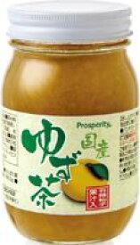 【久保養蜂園】国産ゆず茶 520g
