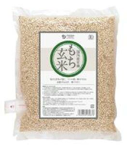 3003067-os 有機もち玄米(国内産) 1Kg【オーサワ】