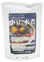 【1〜2個はメール便対応可】【コジマフーズ】国内産 小豆の水煮 230g