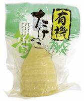 【テンダイ】有機たけのこ水煮(中国産) 250g