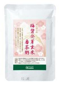 【1〜2個はメール便対応可】【オーサワ】オーサワの梅醤発芽玄米番茶粥 200g