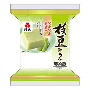 粒つぶ枝豆とうふ 1ケース(10パック)    【枝豆 豆腐 枝豆とうふ 粒 粗挽き 健康 ヘルシー】
