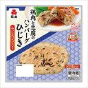 鶏肉と豆腐のハンバーグひじき 1ケース(8パック)    【鶏肉 豆腐 ハンバーグ 豆腐ハンバーグ ひじき レンチン 電…