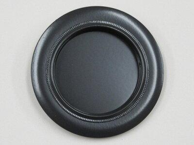 ふすま襖引手洋風にも黒色表面73mm底寸法48mm引手2個と引手用釘4本H-25取っ手シンプルモダン安い