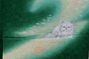 ペルシャ猫振袖ー3