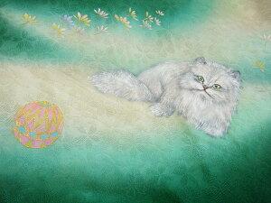 ペルシャ猫振袖ー6