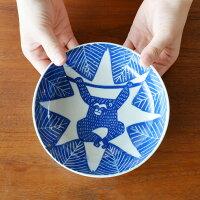 倉敷意匠katakata印判手なます皿ぶらさがり